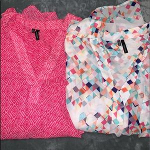 "Two Maurices ""perfect blouses"""